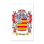 Briggs 35x21 Wall Decal
