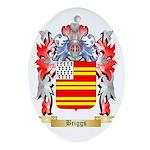 Briggs Ornament (Oval)
