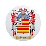 Briggs Ornament (Round)