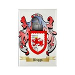 Briggs (London) Rectangle Magnet (100 pack)