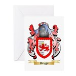Briggs (London) Greeting Cards (Pk of 20)