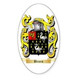 Briers Sticker (Oval 50 pk)