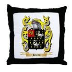 Briers Throw Pillow