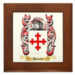 Brierly Framed Tile
