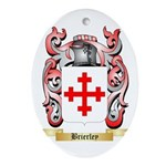 Brierley Ornament (Oval)