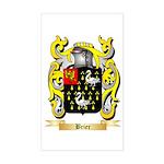 Brier Sticker (Rectangle)