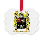 Brier Picture Ornament