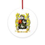 Brier Ornament (Round)