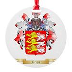 Brien Round Ornament