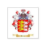Brien Square Sticker 3