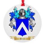 Briel Round Ornament
