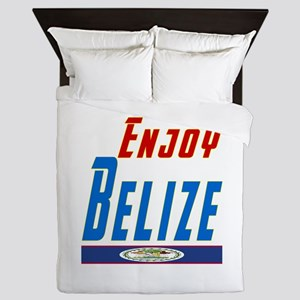 Belize Designs Queen Duvet