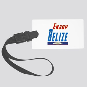 Belize Designs Large Luggage Tag
