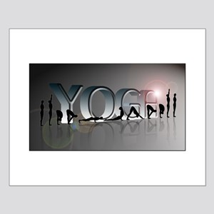 YOGA Bold Posters