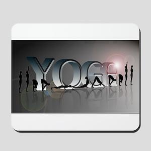 YOGA Bold Mousepad