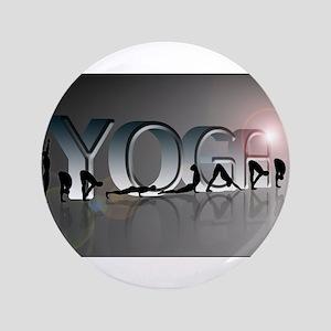 """YOGA Bold 3.5"""" Button"""