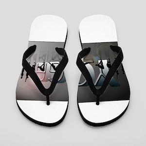 YOGA Bold Flip Flops