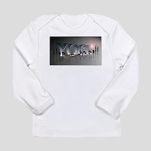 YOGA Bold Long Sleeve T-Shirt