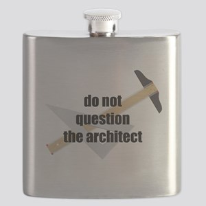 Do not Question the Architect Flask