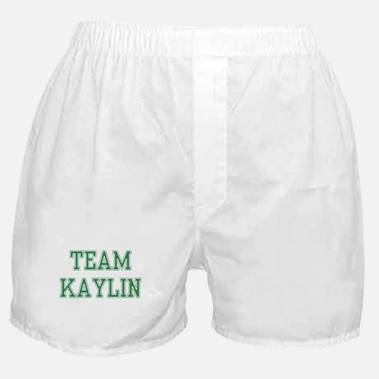 TEAM KAYLIN  Boxer Shorts
