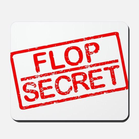 Flop Secret Mousepad