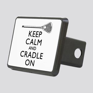 Keep Calm And Cradle On Hitch Cover