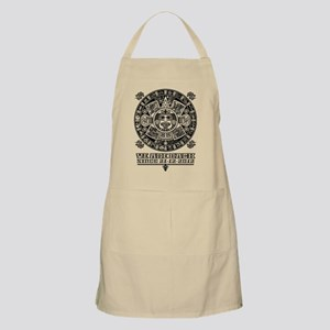 Maya - We are back since 2012 (black) Apron