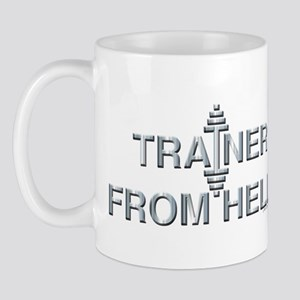 TRAINER FROM HELL! -- Fit Metal Designs Mug