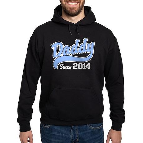Daddy Since 2014 Hoodie (dark)
