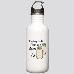 Brood II Cicadas 2013 Stainless Water Bottle 1.0L