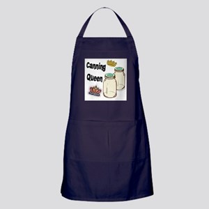 Canning Queen Apron (dark)