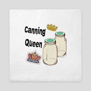 Canning Queen Queen Duvet