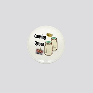 Canning Queen Mini Button