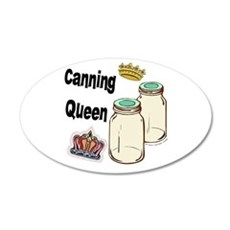 Canning Queen Wall Decal