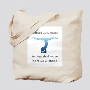 Blessed are the Flexible 2 Tote Bag