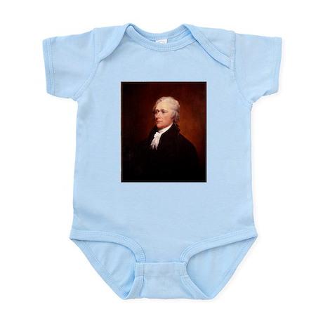 Alexander Hamilton Infant Bodysuit