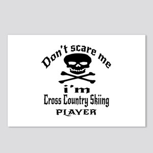 Do Not Scare Me I Am Cros Postcards (Package of 8)