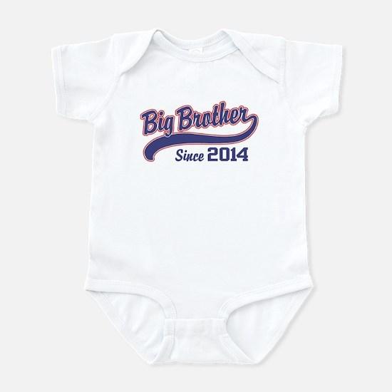 Big Brother Since 2014 Infant Bodysuit