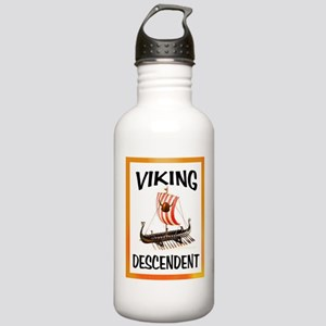 VIKING SHIP Water Bottle