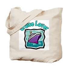 Cruise Lovers 2013 Tote Bag