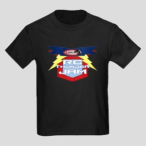 RC Thunder Jam logo T-Shirt Kids Dark