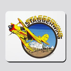 BEECH STAGGERWING Mousepad