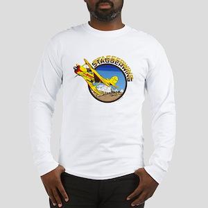 BEECH STAGGERWING Long Sleeve T-Shirt