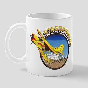 BEECH STAGGERWING Mug