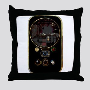 Farnsworth Communicator Throw Pillow