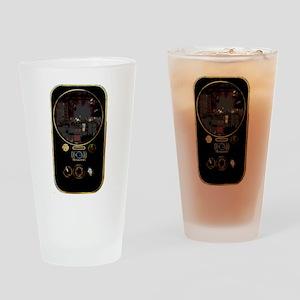 Farnsworth Communicator Drinking Glass