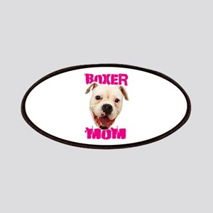 Boxer Mom dog Patches
