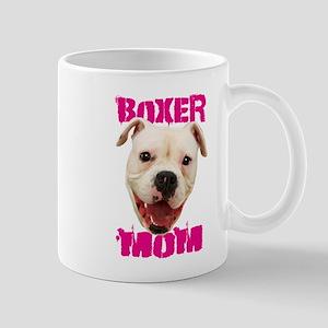 Boxer Mom dog Mug