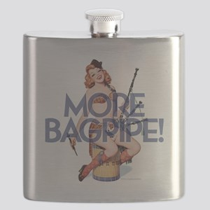 Pinup Flask