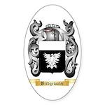 Bridgewater Sticker (Oval 50 pk)